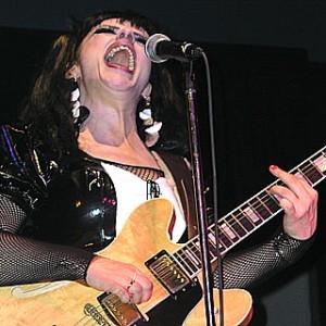 Nina Hagen / June 24, 2004