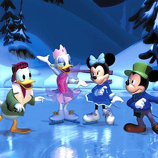 Twice Upon A Christmas.Mickey S Twice Upon A Christmas Dvd Orcasound