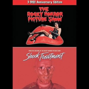 The Rocky Horror Picture Show + Shock Treatment – 3-Disc Anniversary Edition