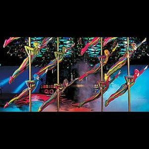 Cirque du Soleil's Saltimbanco Preview