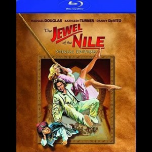 The Jewel of the Nile – Blu-Ray Edition