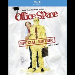 Office Space – Blu-ray Edition