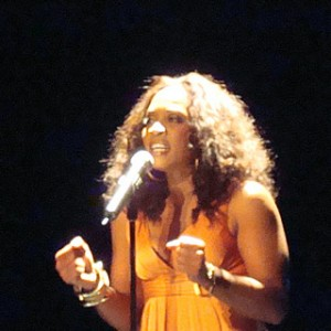 Divine Brown Concert Preview