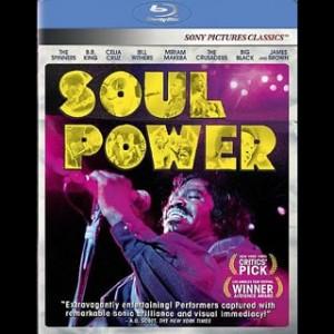 Soul Power – Blu-ray Edition