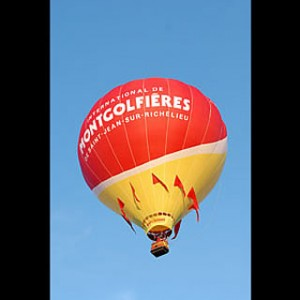 International Balloon Festival of Saint Jean sur Richelieu Preview