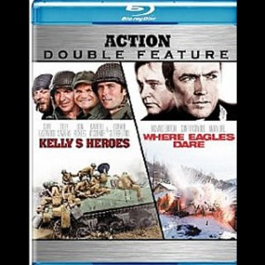 Kelly's Heroes/Where Eagles Dare – Blu-ray Edtion