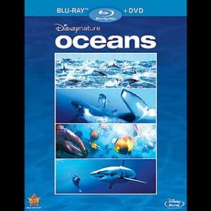Oceans – Blu-ray + DVD Combo