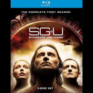 SG-U Stargate Universe: The Complete First Season – Blu-ray Edition