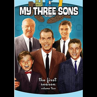 My Three Sons: Season One – Volume 2 – OrcaSound
