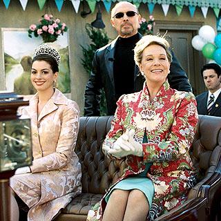 The princess diaries 2 royal engagement cast lionel