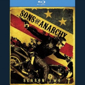 The Sons of Anarchy: Season Two – Blu-ray Edition