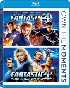 fantastic four own the moments