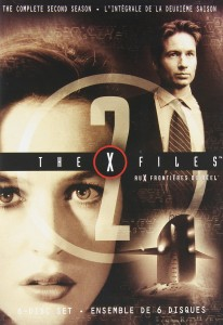 the x files the complete season 2