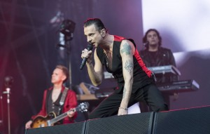 Depeche Mode Perform In Cologne