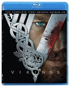 vikings season one blu ray