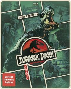 jurassic park steelbook