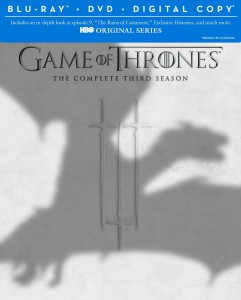 Game of Thrones: The Complete Third Season – Blu-ray Edition