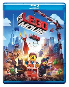 the lego movie blu ray