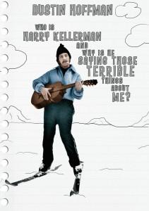who is harry kellerman2