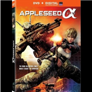 Prequel for the Appleseed series