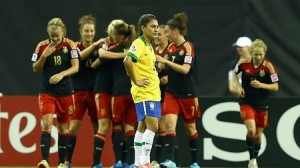 Germans knock Brazil out of tournament