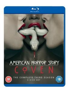 american horror story coven blu ray