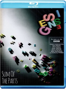 Genesis: Sum of the Parts – Blu-ray Edition
