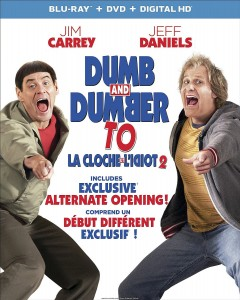 dumb and dumber to blu ray