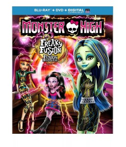 monster high freak fusion