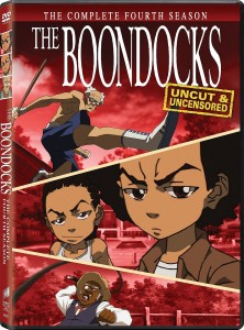 the boondocks the complete fourth season