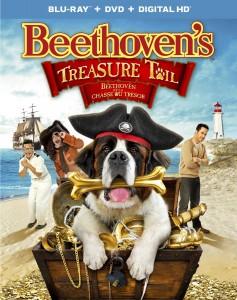 Beethoven's Treasure Tail – Blu-ray/DVD Combo Edition