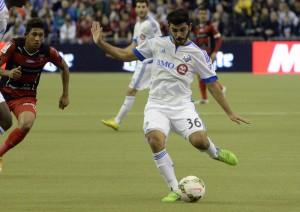 MLS: CONCACAF Semifinal-Alajuelense at Montreal Impact