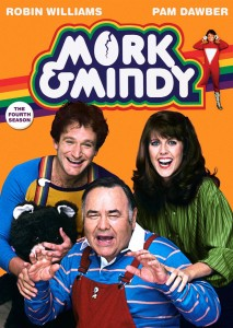 mork and mindy the fourth season