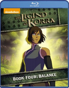 The Legend of Korra – Book Four: Balance – Blu-ray Edition