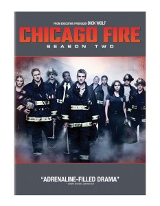 chicago fire season two