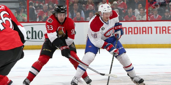 montreal canadiens vs ottawa senators