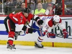montreal canadiens vs ottawa senators2