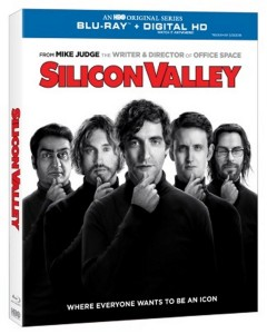 silicon valley the complete first season
