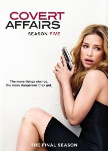 covert affairs season five the final season