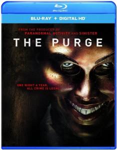 the purge blu ray