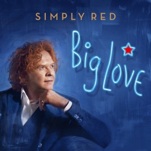 simply red big love