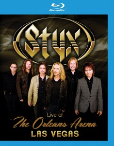 styx live at the orleans arena