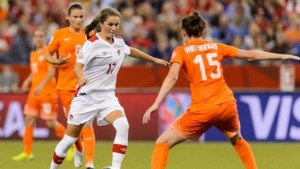 Netherlands v Canada: Group A - FIFA Women's World Cup 2015