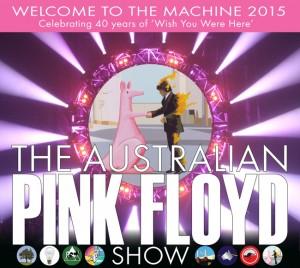 australian pink floyd show 2015