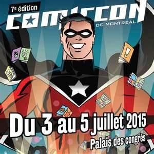 comic con montreal 2015