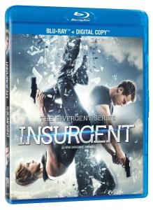 insurgent blu ray