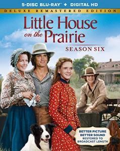little house on the prairie season six