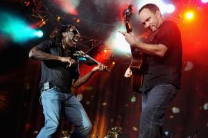 Dave Matthews Band Caravan - Day 1