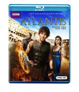 Atlantis: Season Two – Part Two – Blu-ray Edition