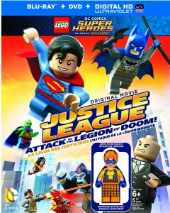 LEGO DC Super Heroes: Justice League – Attack of the Legion of Doom